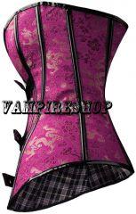 korzet Rose punk Red - vampire b77bc7fa8a
